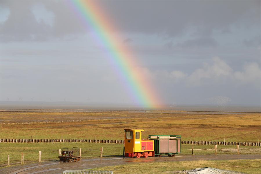 Ferienwohnungen Siefert auf Hallig Nordstrandischmoor